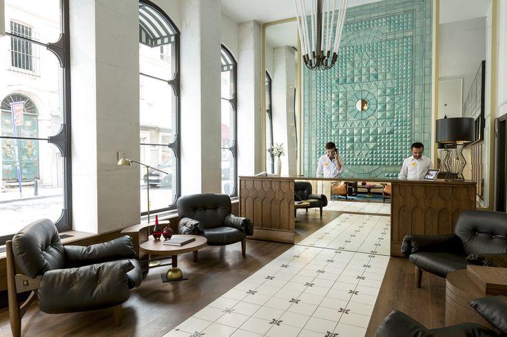 Room Mate Kerem Hotel Istanbul Common Area 10