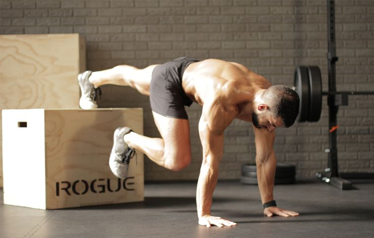 Follow along to this bodyweight workout led the Men's Health Fitness Director