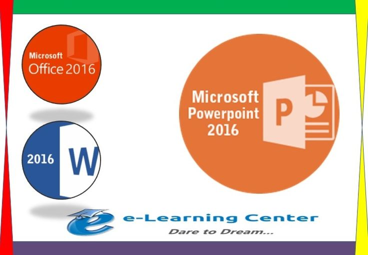 Intermediate PowerPoint 2016 - Online Training: elearningcenter