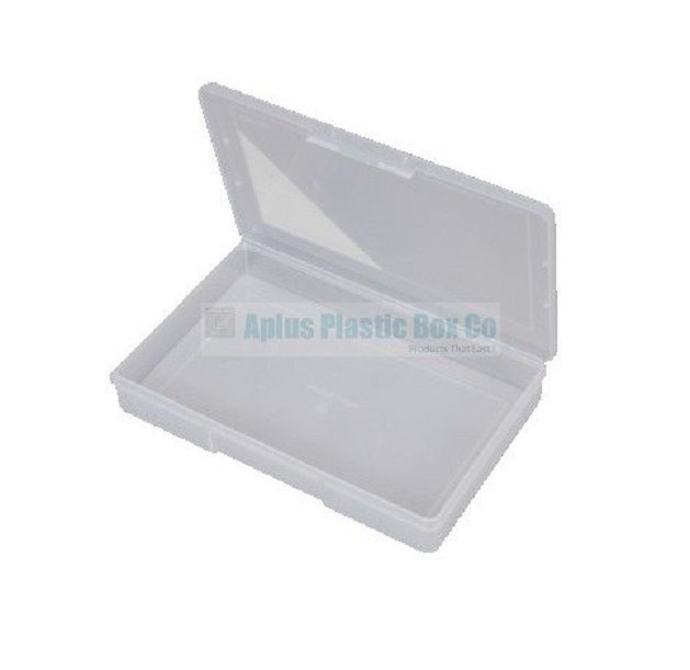 1 Compartment Storage Box for more information go to plasticboxco.net.au