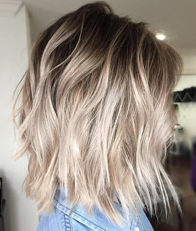 20 Blonde Balayage Ideas For Short Straight Hair Hair Design Styles Balayage Blonde Ideas Sh Short Ombre Hair Ash Blonde Hair Colour Short Hair Balayage