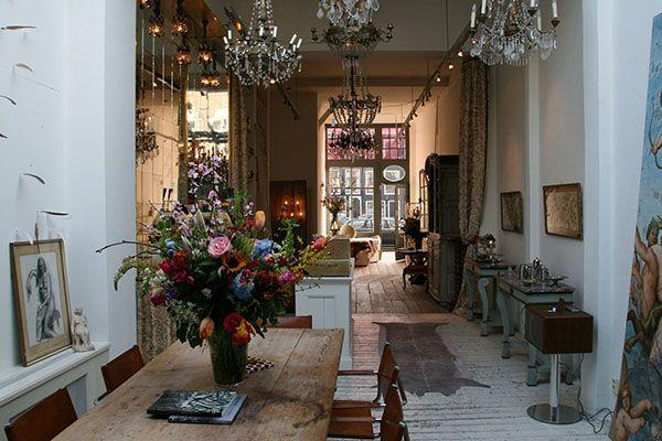 De mooiste interieurwinkels residence interiors