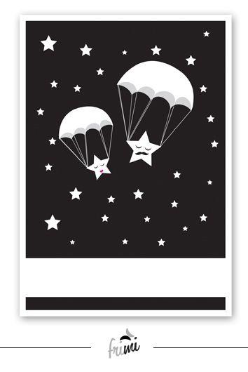 shooting stars/spadające gwiazdy