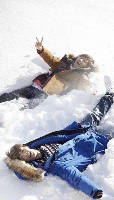 [PIC] Eunhyuk & Donghae in Switzerland via : SUPERJUNIOR
