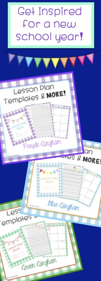 The 25+ best Lesson planning templates ideas on Pinterest Lesson - elementary lesson plan template