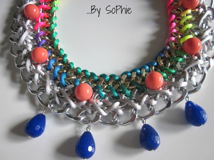 Detalle triple collar by sophie