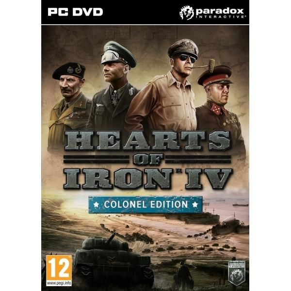 Hearts Of Iron IV Colonel Edition PC Game | http://gamesactions.com shares #new #latest #videogames #games for #pc #psp #ps3 #wii #xbox #nintendo #3ds