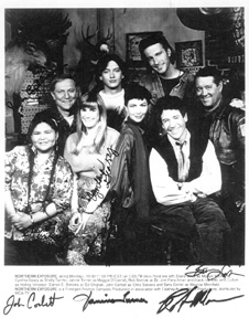Northern Exposure Cast and Crew