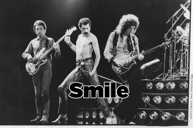 Queen's original name was…   35 Popular Bands That Started Out With Painfully Awkward Names