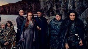 'Juego de Tronos': 17 miembros principales del reparto coinciden en el rodaje en Sevilla