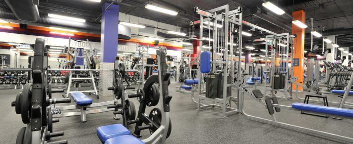 Nojudgements Gym Facilities No Equipment Workout Crunch Gym