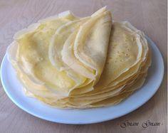 Come fare l'impasto per le crepes dolci e salate | Ricetta base