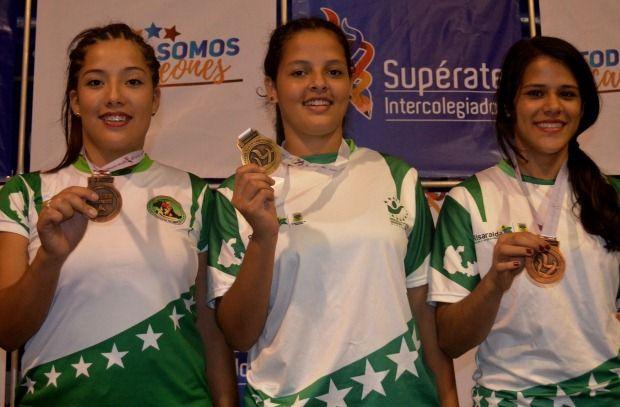 Risaralda la primera medalla de oro en los Juegos Supérate Intercolegiados 2017 al imponerse en su competencia de la división de los 65 kilogramos