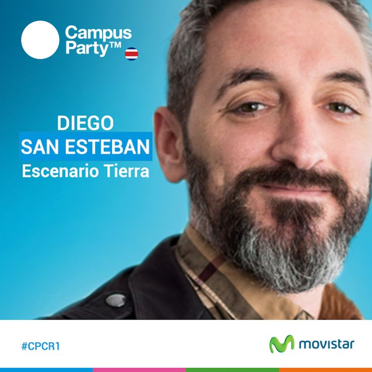 Campus Party - Nuestro CEO Orador Magistral