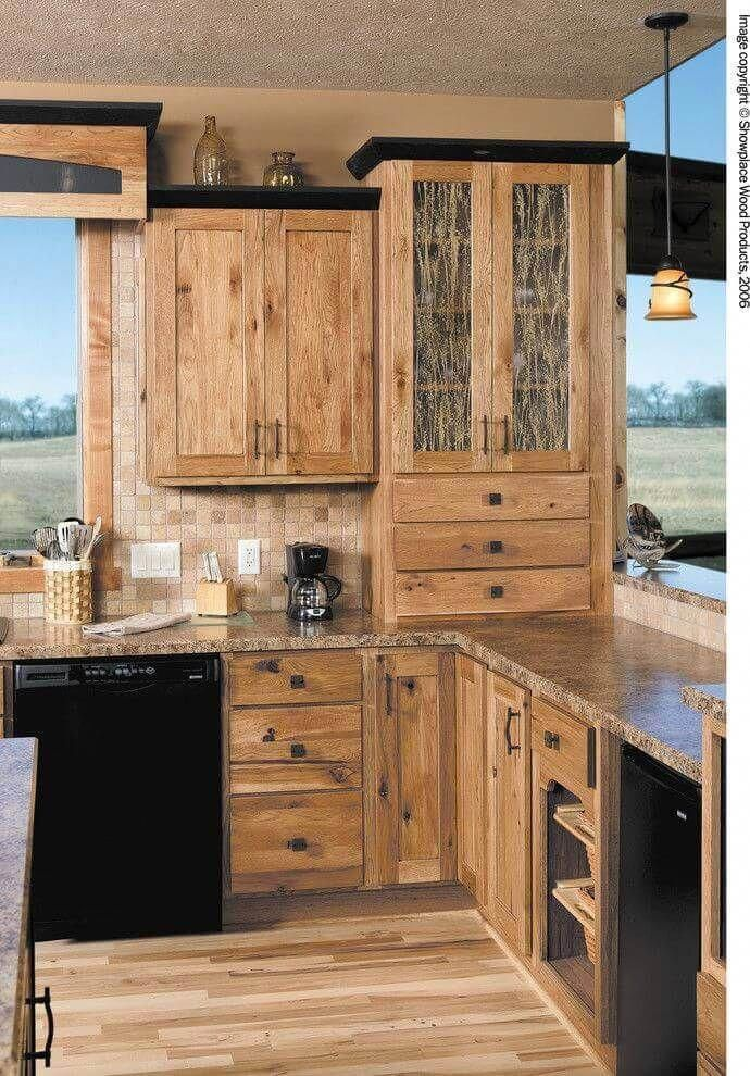15 Best Rustic Kitchen Cabinet Ideas And Design Gallery 2018 Rustickitchen Rustic Farmhouse Kitchen Rustic Kitchen Country Style Kitchen