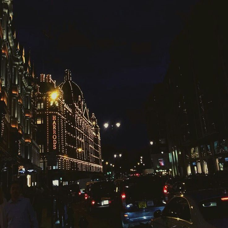 Harrod's Knightsbridge - London