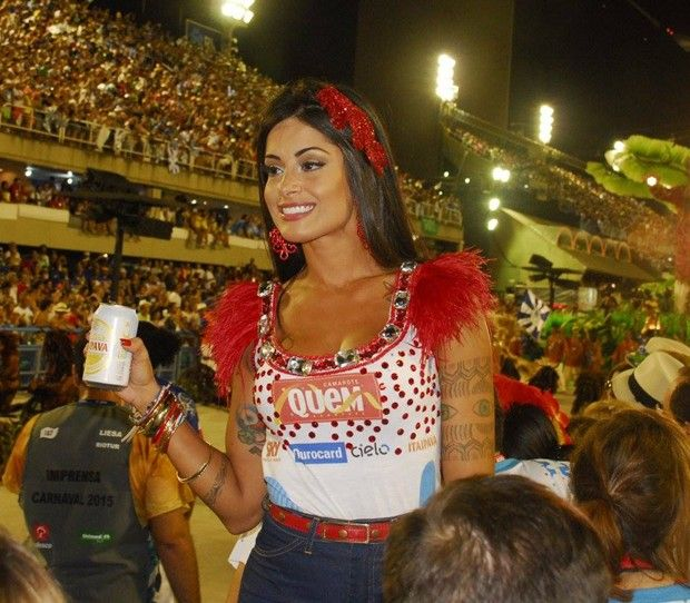Aline Riscado (Foto: QUEM)