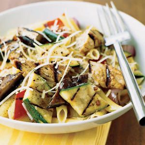 End of summer pasta