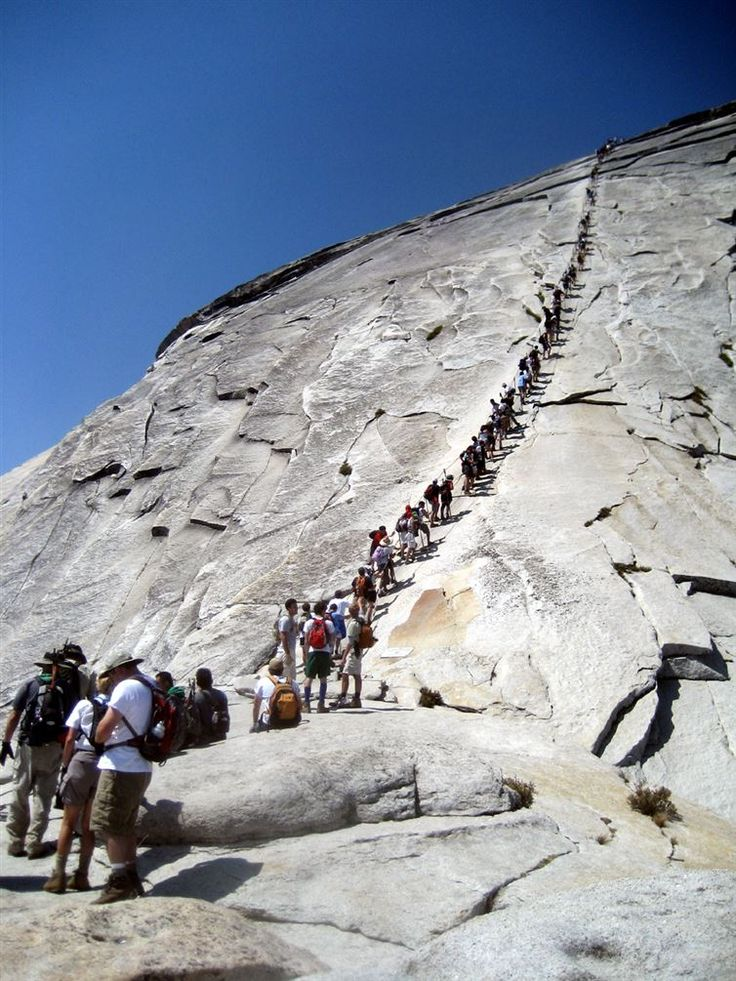 California Map Sequoia National Park%0A Climb Half Dome in Yosemite National Park