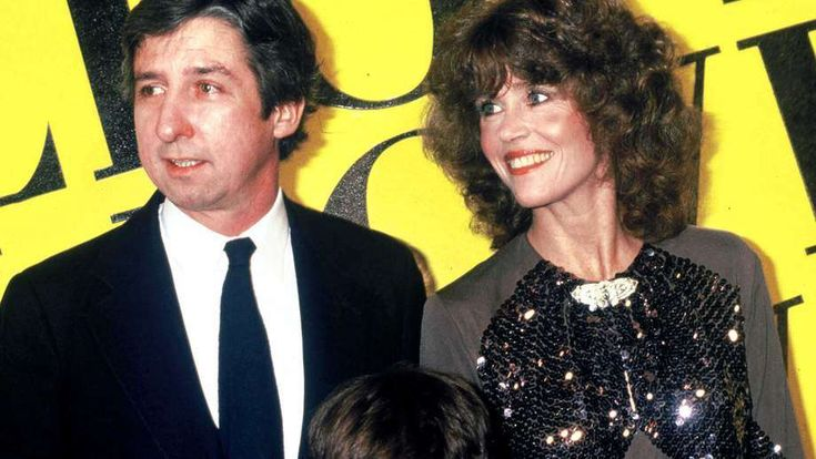 Jane Fonda & Tom Hayden (1981)