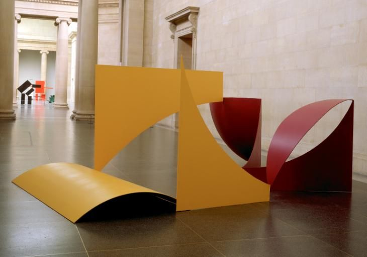 'Dunstable Reel', Phillip King | Tate