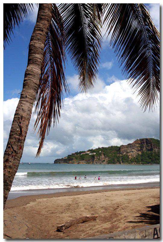Sea Shore - San juan del sur, Rivas - Nicaragua