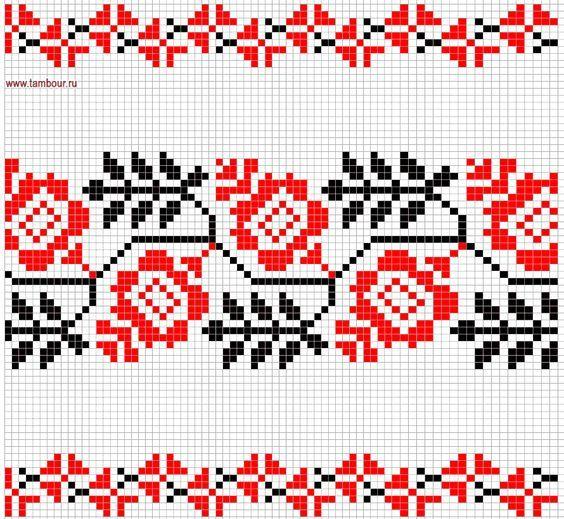 Картинки по запросу схемы вышивки крестом васильки
