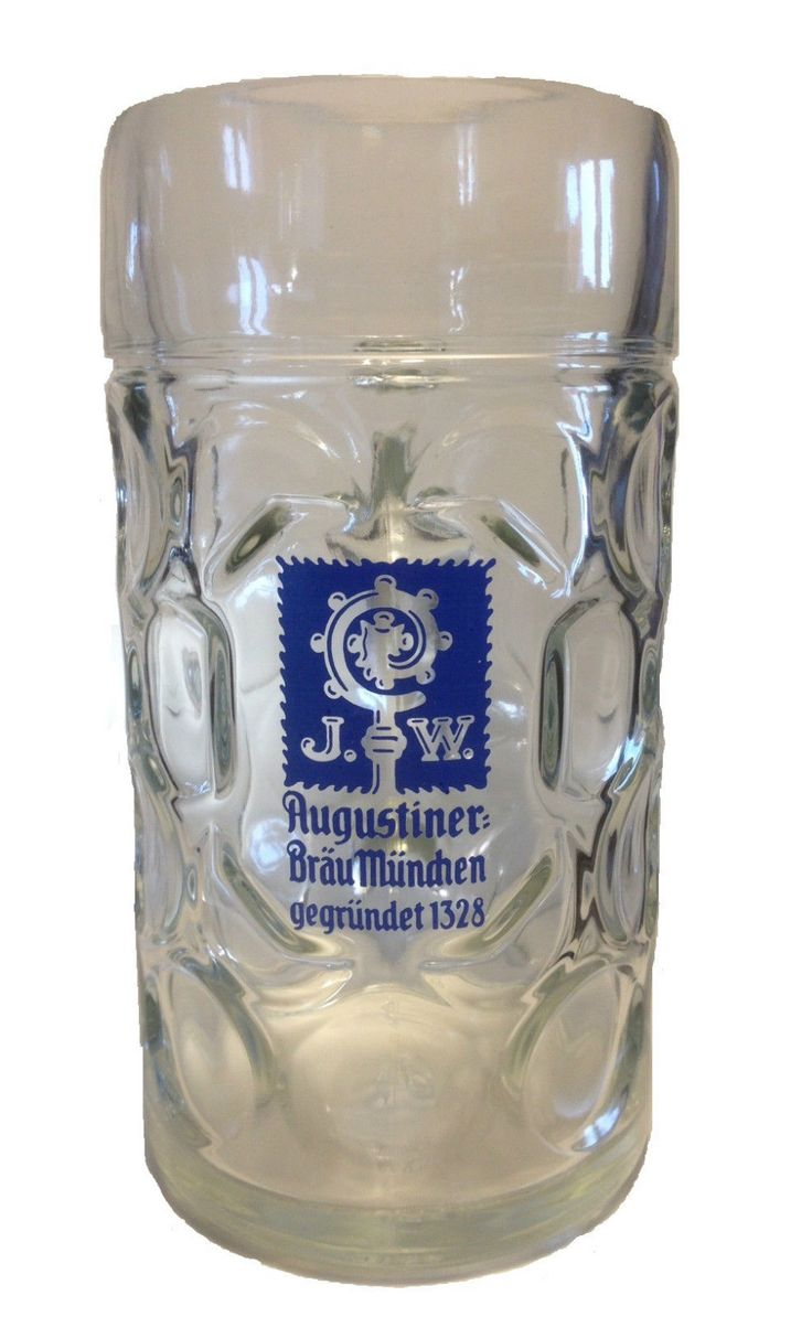 #Augustiner #AugustinerBrau #German #Beer #Glass #Stein #Masskrug #Collectables #Breweriana #Beerglass #Steins #Drinkware #eBayCA #oktoberfest #munich #beerglasses #giftideas #giftideasforhim #giftideasformen #christmasgift #giftsforhim #giftsformen