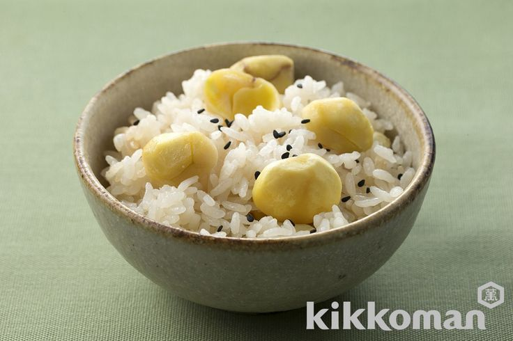 栗ご飯のレシピをご紹介。米とくりを使って簡単お手軽に調理できます。炒め物や煮物から揚げ物まで様々な献立レシピを簡単検索!お弁当や健康(ダイエット)レシピもご用意しています。キッコーマンのレシピサイト【ホームクッキング】