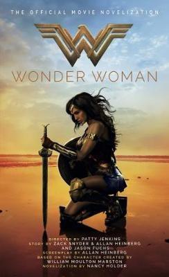 Wonder Woman: The Official Movie Novelization (Paperback)