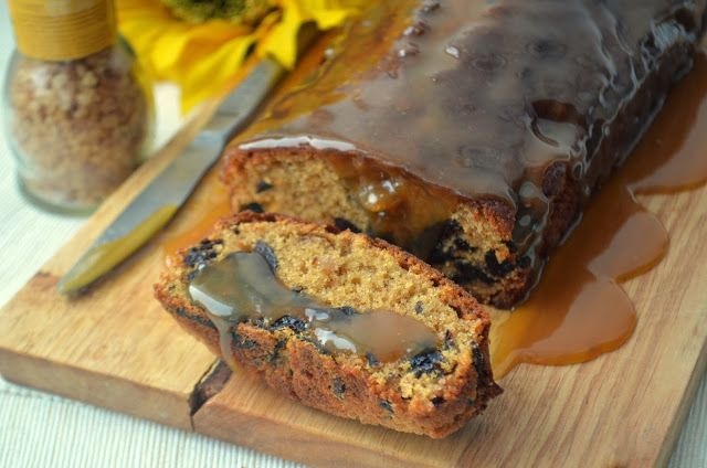 >Имбирный кекс с черносливом под карамельным соусом. Обсуждение на Блоги на Труде