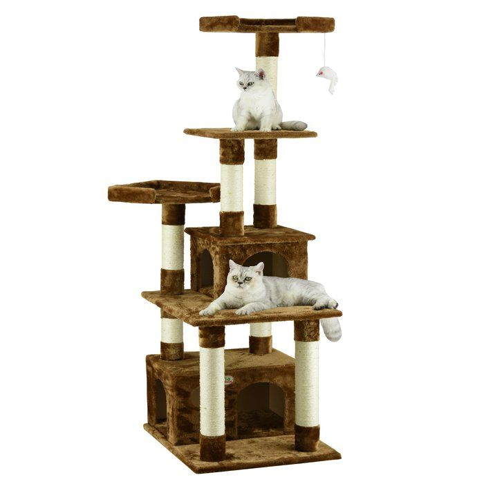 instructions on how to build a cat condo