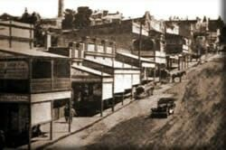 Katoomba in the Blue Mountains region of New South Wales in 1921.