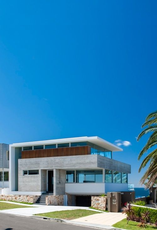 25 Modern Home Design With Wood Panel Wall: 25+ Best Ideas About Modern Beach Houses On Pinterest