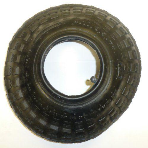 From 5.70 Tyre And Innertube 4.10/3.50-4 Wheelbarrow Sack Barrow Bent Valve By Keto Plastics