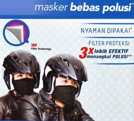 Jual Masker untuk pengendara motor terbaru terbaik yang bagus unik keren - Brani Berkarya | Tokopedia