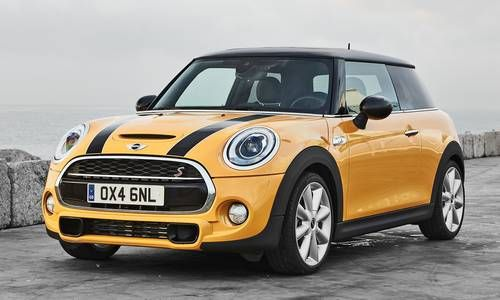 #MINI #Mini3porte.  L'auto britannica brillante più amata dal pubblico.