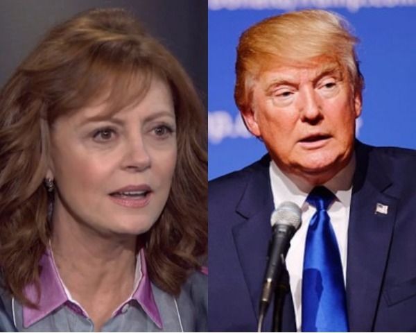Donald Trump News: Susan Sarandon Says Trump Is Better Than Hilary - http://www.morningledger.com/donald-trump-news-susan-sarandon/1363257/