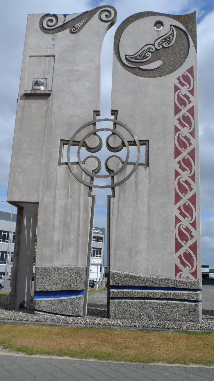 Invercargill city artwork