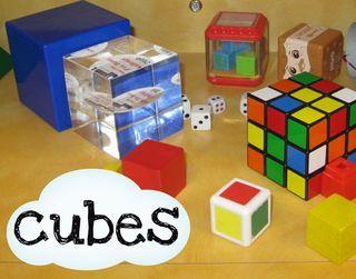 make a 3D shape museum when teaching geometry