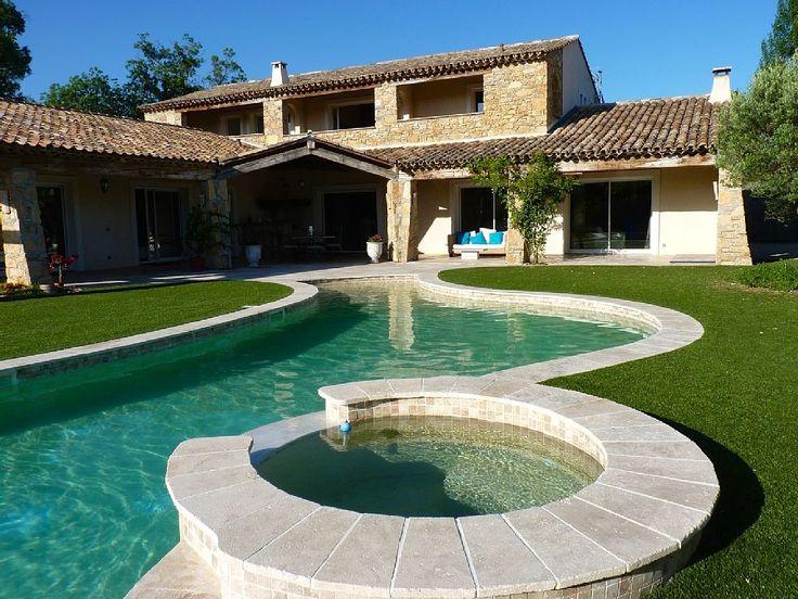 Location vacances maison Grimaud: Piscine