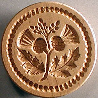 ... Thistle Shortbread Cookie Molds. & Deep Cavity Molds for Gingerbread