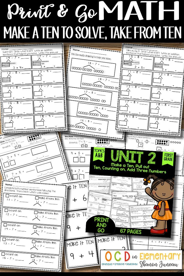 Workbooks mab worksheets : Best 25+ Tens and units ideas on Pinterest | Tens and ones, Grade ...