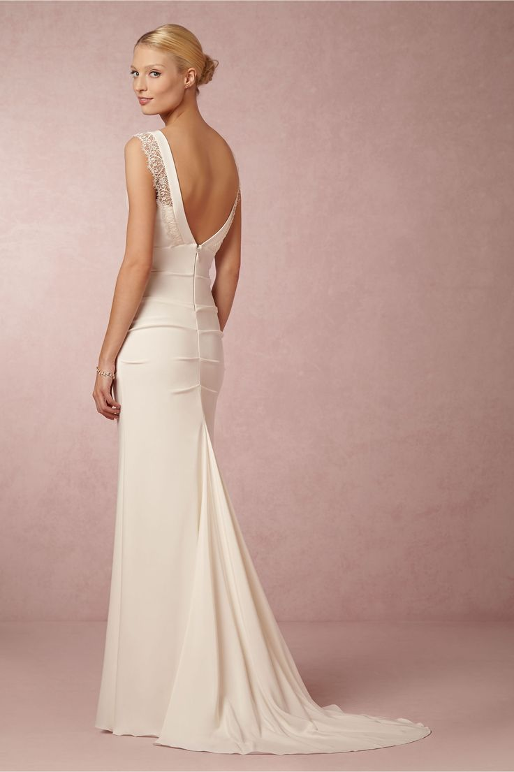 Trendy Alexis Gown from BHLDN