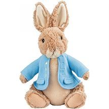 Peter Rabbit Soft Toy | Available now at http://www.flyingflowers.co.nz/peter-rabbit