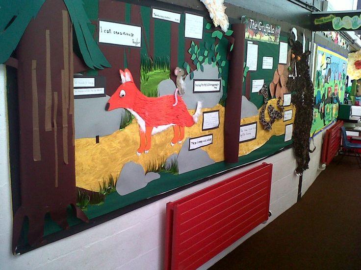 The Gruffalo Display | Teaching Photos