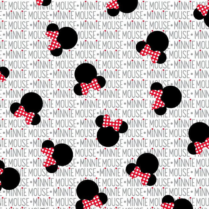 Disney Minnie Mouse Heads and Bows cotton fabric, 1 yard by BaileyGirlsFabric on Etsy https://www.etsy.com/listing/258637937/disney-minnie-mouse-heads-and-bows