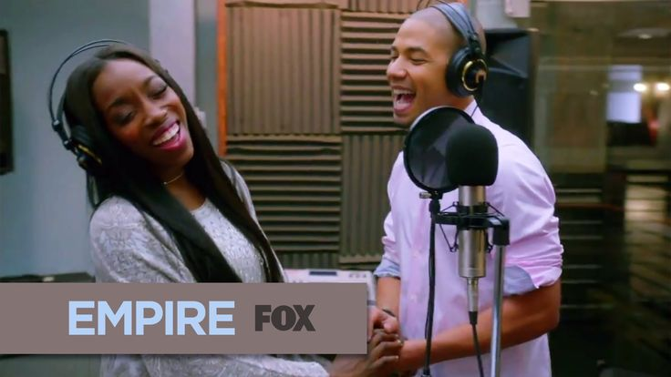 "EMPIRE | ""Conqueror"" A duet featuring Jussie Smollett and guest star Estelle. (week of march 21, new on 42)"