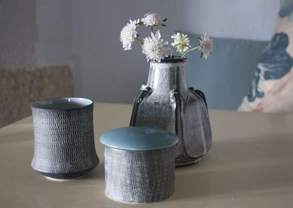Danish ceramics; Just by Rikki Tikki and Kähler