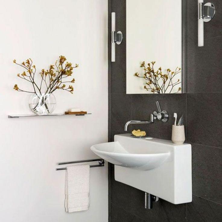 Small Bathroom Sink Decorating Ideas : Best small bathroom sinks ideas on
